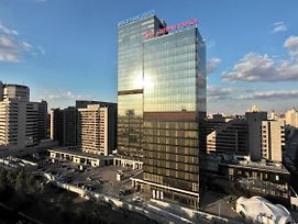 Crowne Plaza Moscow World Trade Centre photos Exterior
