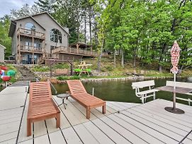 Ultimate Summer Escape W/ Dock, Kayaks, Etc! photos Exterior