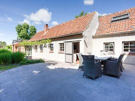 Lovely Holiday Home In Merelbeke With Jacuzzi photos Exterior