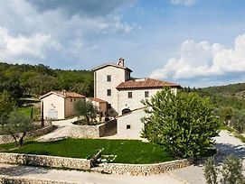 San Donato In Collina Villa Sleeps 16 With Pool And Air Con photos Exterior