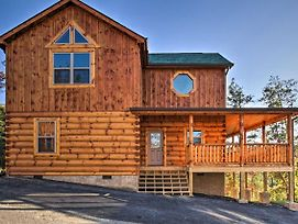 Bear Creek Retreat: High End Cabin With Indoor Pool, Hot Tub, And Pool Table! photos Exterior