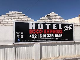 Hotel Motel Ecco Express photos Exterior