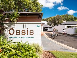 The Oasis Apartments And Treetop Houses photos Exterior