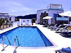 Xenos Villa 4 - Luxury Villa With Private Swimming Pool Near The Sea photos Exterior
