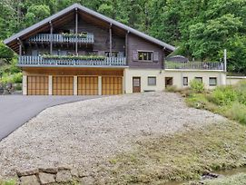 Cozy Chalet In Murlenbach With Forest Nearby photos Exterior