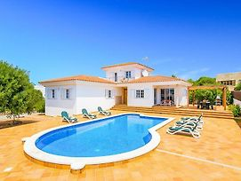 Binibequer Vell Villa Sleeps 8 With Pool Air Con And Wifi photos Exterior