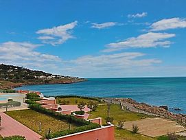 Apartment 3 Personnes 2 Pieces Climatise Face La Mer, Parking, Piscine-0 photos Exterior