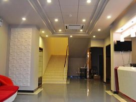 Thank Inn Chain Hotel Shandong Qingdao 1St Jinsong Road photos Exterior