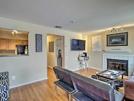 Chic Nashville Condo W/Balcony 7 Mins To Downtown! photos Exterior