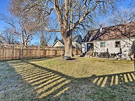 Historic Home With Patio - 22 Miles To Boise! photos Exterior