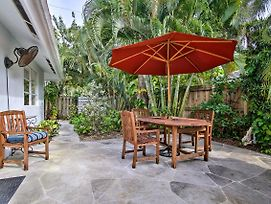 Lovely Fort Lauderdale Retreat With Patio And Pool! photos Exterior