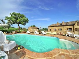 Exotic Villa In San Ginesio With Private Pool photos Exterior