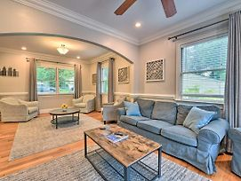 New! Charlotte Home 2 Mi To Dwtn - Walk To Dining! photos Exterior