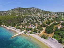 Secluded Fisherman'S Cottage Cove Donje More Pasman 8413 photos Exterior