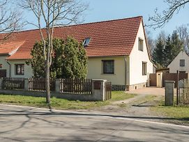 Large Holiday Home In Meisdorf/Harz With With A Covered Terrace photos Exterior
