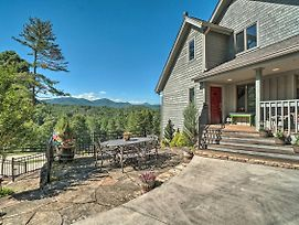 Hilltop Home W/ Panoramic Forest + Mtn Views! photos Exterior