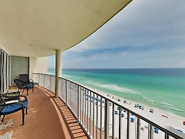 Gulf-Front Getaway: Pool, Hot Tub - Steps To Sand Condo photos Exterior