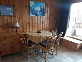 Apartment Location Flaine, 1 Piece, 4 Personnes 4 photos Exterior