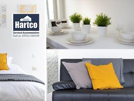 """Book Today"" - 3 Bed House, Sleeps Up To 9, Free Private Parking, Perfect For Family & Business Travelers - Hartco Serviced Accommodation Birmingham photos Exterior"