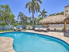 New! Deerfield Beach House W/Pool - 1 Mi To Beach! photos Exterior