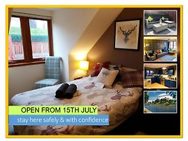 Open - 2 Bedroom House, Inverness - 5Min photos Exterior