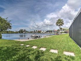 Waterfront Pool Home W/ Beach & Gulf Access! photos Exterior