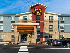 My Place Hotel Indianapolis Airport Plainfield photos Exterior