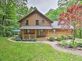 Quiet Cabin W/Hot Tub & Trails~15Mi To State Parks photos Exterior