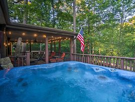 Broken Bow Oasis: Fire Pit, Pool Table, Patio photos Exterior