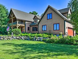 New! Luxe Countryside Lodge Steps To Raccoon River photos Exterior