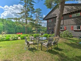 'Alderbrook Lodge' In Bolton W/ Private Lake! photos Exterior