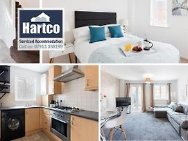 Book Today - 4 Bed House, Sleeps Up To 10, Free Wifi, Great For Family & Business Travelers - Hartco Serviced Accommodation Walsall photos Exterior