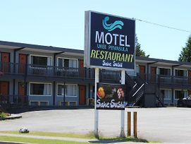 Ukee Peninsula Motel photos Exterior