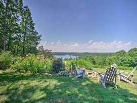 Mountain Home Apt W/ Fire Pit & Norfork Lake Views photos Exterior