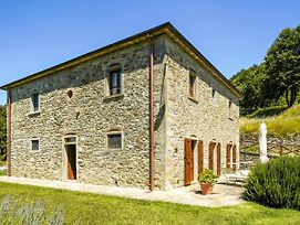Luxurious Holiday Home In Anghiari Tuscany With Hill View photos Exterior