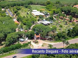 Hotel Recanto Diegues photos Exterior
