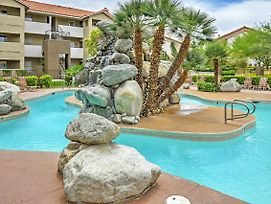 Las Vegas Condo W/Patio, Pool & Gym-5 Min To Strip photos Exterior