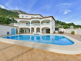 Wonderful Villa In Calpe Near The Sea photos Exterior