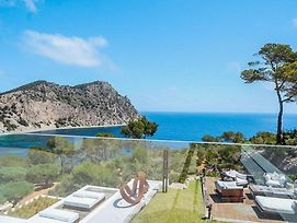 Luxury Villa With Sea View And 5 Bedroooms In Santa Eulalia, Ibiza photos Exterior
