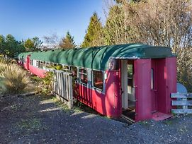 Ohakune Train Stay - Carriage B photos Exterior