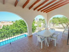 Laura-29A - Pretty Holiday Property With Garden And Private Pool In Calpe photos Exterior