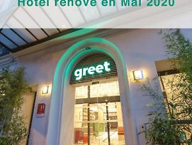 Greet Hotel Marseille Saint Charles photos Exterior