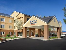 Fairfield Inn & Suites Salt Lake City Airport photos Exterior