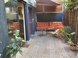 Warm Duplex 60 M², Independent, New, With Terrace, On Garden photos Exterior