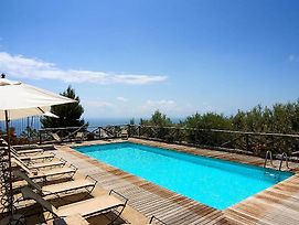 Sant'Agata Sui Due Golfi Villa Sleeps 2 Pool Wifi photos Exterior