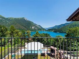 Holiday Home In Molina Di Ledro With Pool photos Exterior
