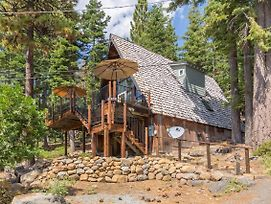 1884 Tahoe Park - Classic Talmont A Frame Great View Of Lake Tahoe! photos Exterior