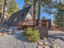 1870 Tahoe Park - Newly Remodeled A Frame In Talmont! Big Views! photos Exterior