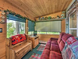 Lakefront Cabin With Fire Pit, Fishing Dock! photos Exterior
