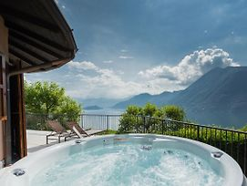 Villa Castello With Jacuzzi & Priceless View By Rentallcomo photos Exterior